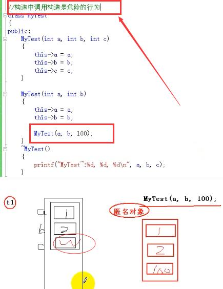 JAVA语言-构造和析构函数
