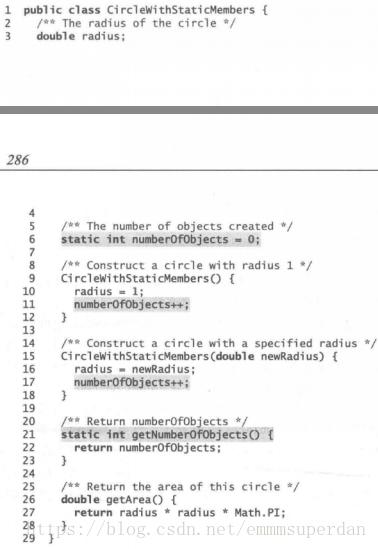 匿名对象,内部类,静态内部类,static关键字-JAVA从入门到精通